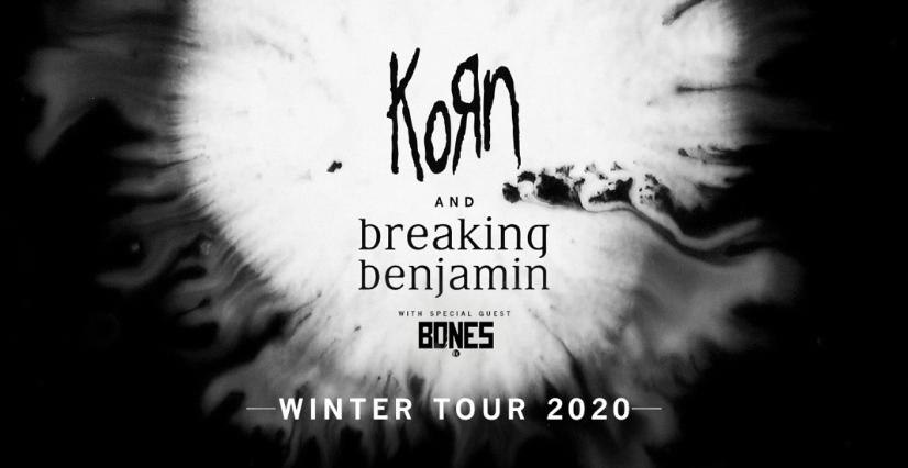 Korn Breaking Benjamin tour loud girl media